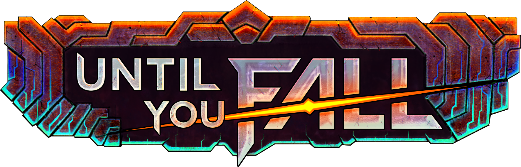 until you fall vr game knight